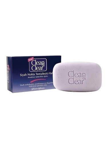 Clean&Clear Clean Clear Siyah Nokta Temizleyici Kalıp Sabun 75 Gr Renksiz